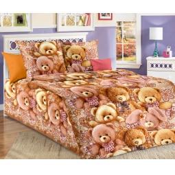 фото Детский комплект постельного белья Бамбино «Мишкины друзья»