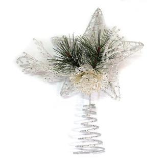 Купить Верхушка елочная Новогодняя сказка «Звезда» 972203