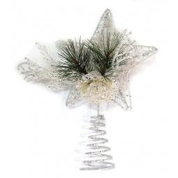 фото Верхушка елочная Новогодняя сказка «Звезда» 972203