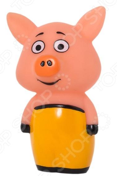 фото Игрушка для ванной Мир детства «Поросенок Коля», Игрушки для ванной
