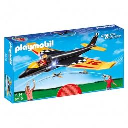 Купить Планер игрушечный со световыми эффектами Playmobil «Игры на открытом воздухе: Скоростной планер»
