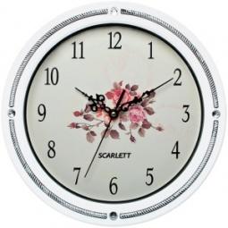 фото Часы настенные Scarlett SC-25N