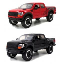 Купить Модель автомобиля 1:24 Jada Toys Ford F150 SVT Raptor 20011. В ассортименте