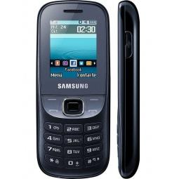 фото Мобильный телефон Samsung E2202 Black