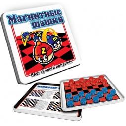 Купить Шашки магнитные Mack&Zack MT001