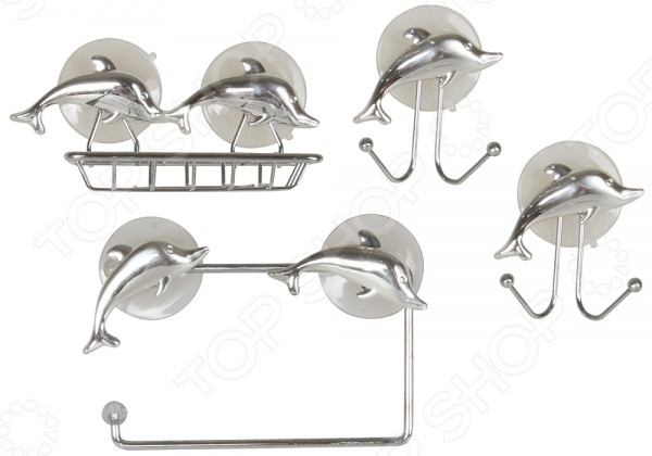 Набор аксессуаров для ванной комнаты Rosenberg 7758