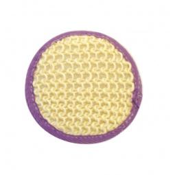 фото Мочалка из сизаля Банные штучки спонж круглый