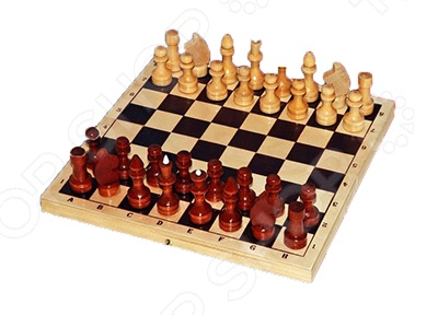 Шахматы лакированные 015