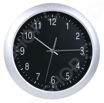 Часы настенные Бюрократ WALLC-R02P симпатичные эйфелева башня шаблон круглой формы настенные часы