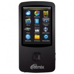 фото MP3-плеер Ritmix RF-7100. Встроенная память: 8 Гб