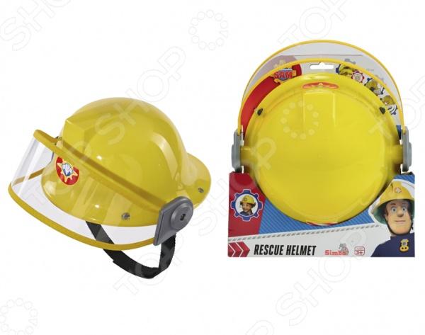 Каска пожарная для мальчика Simba 9250741 каска пожарного службы спасения сетка