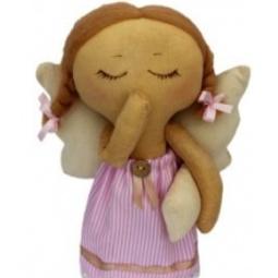 Купить Набор для изготовления текстильной игрушки Кустарь «Сонечка»