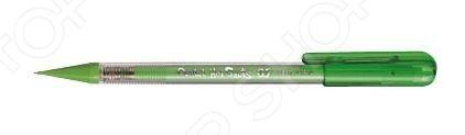 Карандаш механический Pentel Hotshots - изящная и стильная модель карандаша представлена в нескольких цветовых решениях. Карандаш снабжен снимающимся колпачком, под которым размещается ластик. Благодаря автоматической подачи стержня, писать карандашом удобно и комфортно. Диаметр грифеля 0.5 мм.