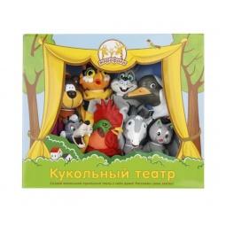 Купить Набор для кукольного театра Жирафики «Потешки» 68348