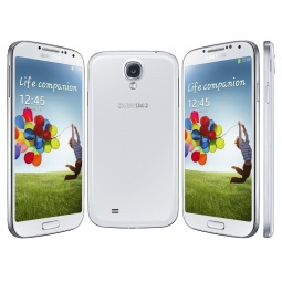 фото Смартфон Samsung Galaxy S4 16Gb GT-I9500. Цвет: белый