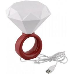 Купить Светильник-ночник «Кольцо с бриллиантом» BW-ZSS731. В ассортименте