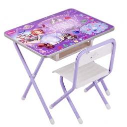 Купить Набор мебели детский: стол и стул Дэми «София прекрасная»