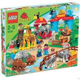 фото Конструктор LEGO Большой городской зоопарк