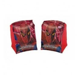 фото Нарукавники надувные Bestway Spider Man 98001