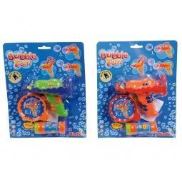 Купить Пистолет для мыльных пузырей Simba 7289940. В ассортименте