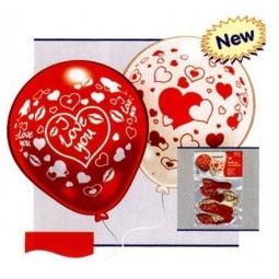 Купить Набор надувных шариков Everts «Любовь»