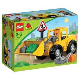 фото Конструктор LEGO Фронтальный погрузчик 70598
