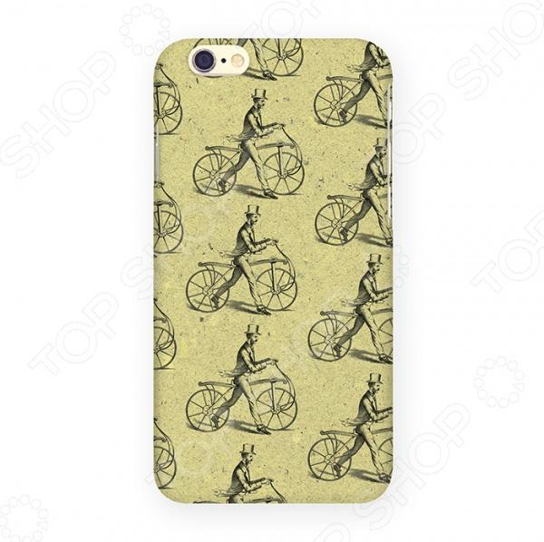 Чехол для iPhone 6 Mitya Veselkov «Ретро-велики» чехол для iphone 6 mitya veselkov ретро париж