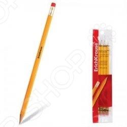 Набор карандашей простых Erich Krause Amber 100