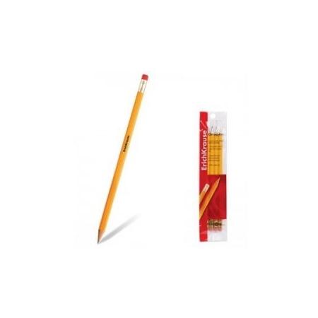 Купить Набор карандашей простых Erich Krause Amber 100