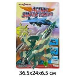 фото Самолет игрушечный со световыми эффектами Pioner 626471