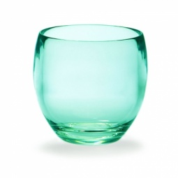 фото Стакан для ванной Umbra Droplet. Цвет: морской волны