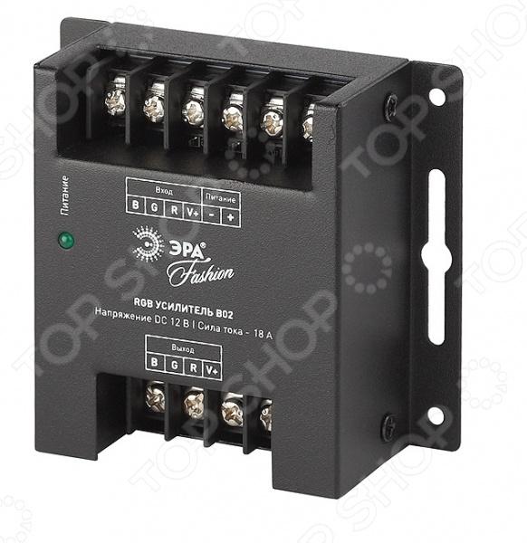 Усилитель сигнала для контроллеров Эра RGBpower-12-B02