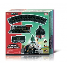 Купить Железная дорога на радиоуправлении PlaySmart Р41109