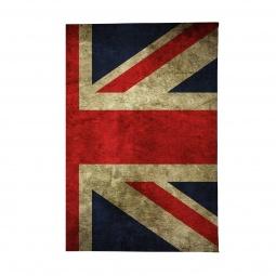 фото Обложка для автодокументов Mitya Veselkov «Потертый британский флаг»