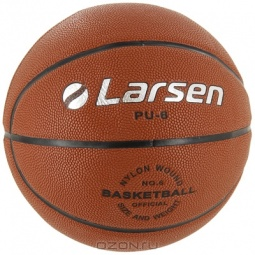 фото Мяч баскетбольный Larsen PU6