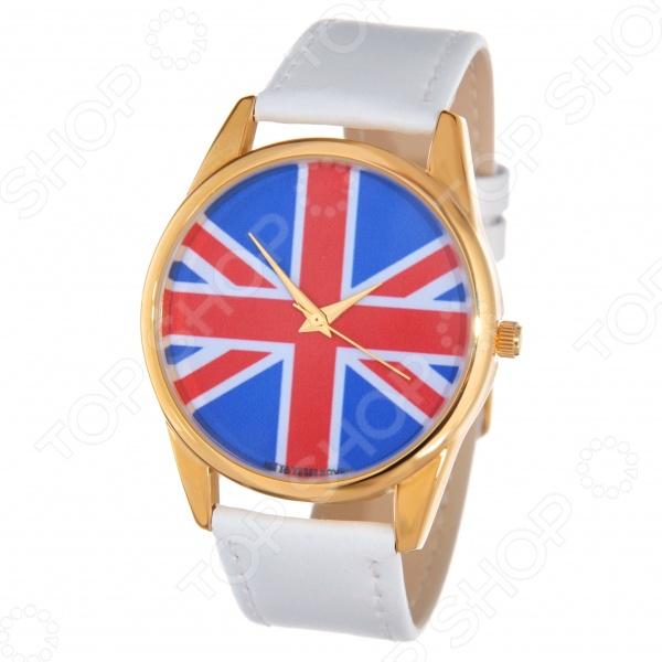 Часы наручные Mitya Veselkov «Британский флаг» Shine