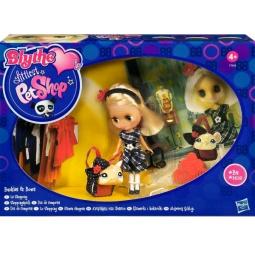 фото Набор игровой для девочек Littlest Pet Shop Куколка и Зверюшка. В ассортименте