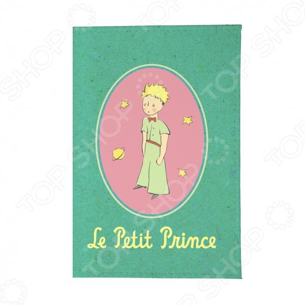 Обложка для паспорта Mitya Veselkov «Портрет маленького принца» обложка для паспорта mitya veselkov роза принца ok189