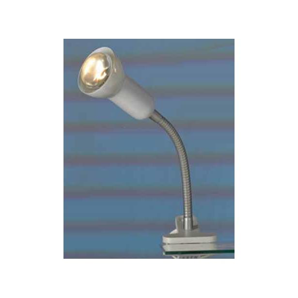 фото Настольная лампа офисная на прищепке Lussole Warshawa LST-4554-01
