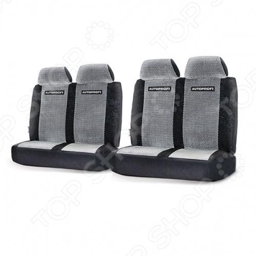 Набор чехлов для передних сидений Autoprofi GAZ-003