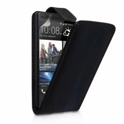 фото Чехол и пленка на экран Muvit Slim Case для HTC 8X