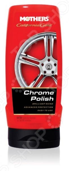 Полироль-очиститель для хромированных деталей Mothers MS05212 California Gold - артикул: 487653