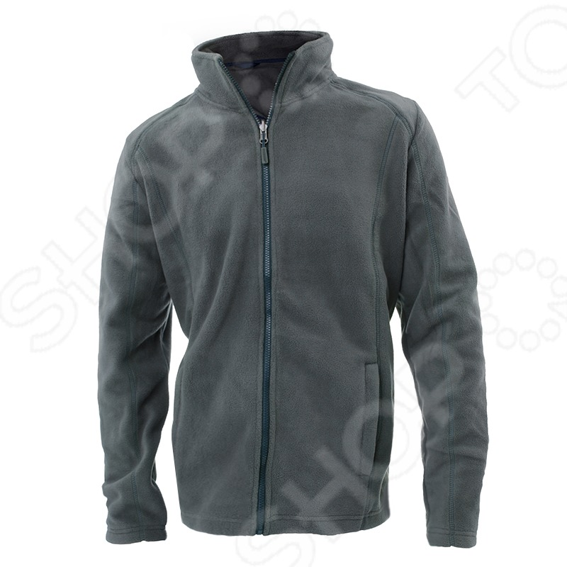 cce143b70d68 Толстовка флисовая мужская Walkmaxx Fit купить по низкой цене в ...