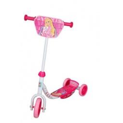 Купить Самокат детский 1toy Barbie Т56921