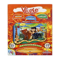 Купить Картинка объемная Vizzle Маугли