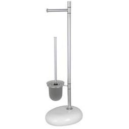 Купить Набор для ванной комнаты Wenko Pebble Stone