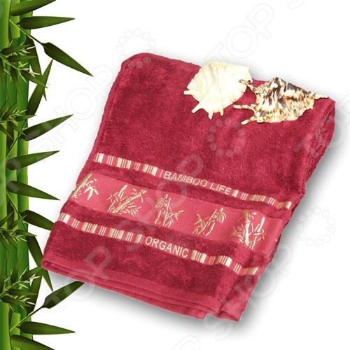 Полотенце махровое Mariposa Tropics Bamboo