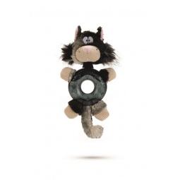 фото Игрушка для собак Beeztees «Кот» 619775