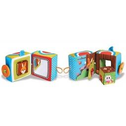 Купить Двусторонний кубик Tiny love