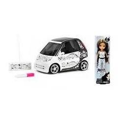 фото Машинка игрушечная Moxie Артмобиль с куклой